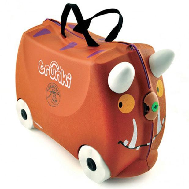Trunki gruffalo luggage for kids