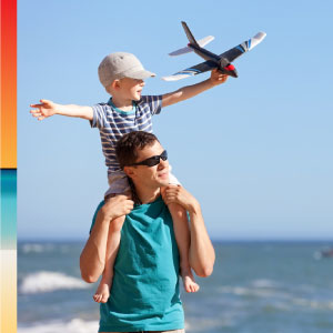 Proposed tax cuts on family flights