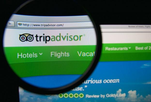 Take TripAdvisor Reviews with a Pinch of Salt