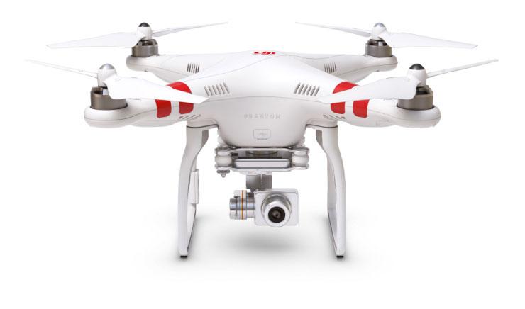 Phantom 2 Vision plus drone