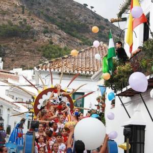 Fun and Fiestas in Mijas during 2015