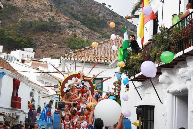 Fun and Fiestas in Mijas