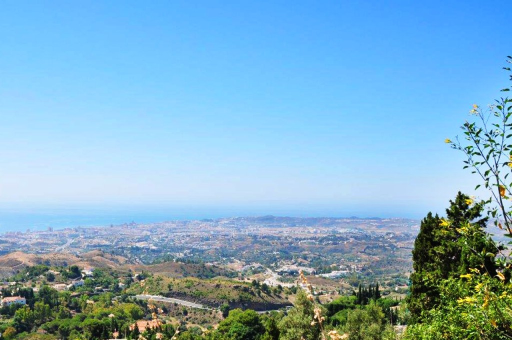 Mijas boasts some of the most breathtaking views of the Costa del Sol coastline