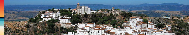 Andalusia white villages by Panoramic Villas