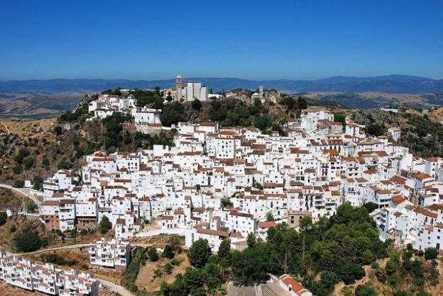 The White Villages of Andalusia