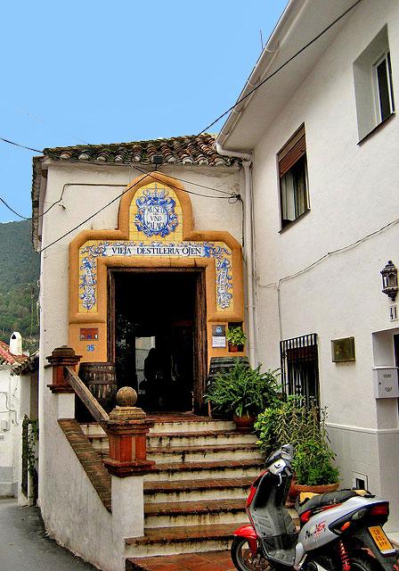 Ojén Wine Museum - photo by Cayetano
