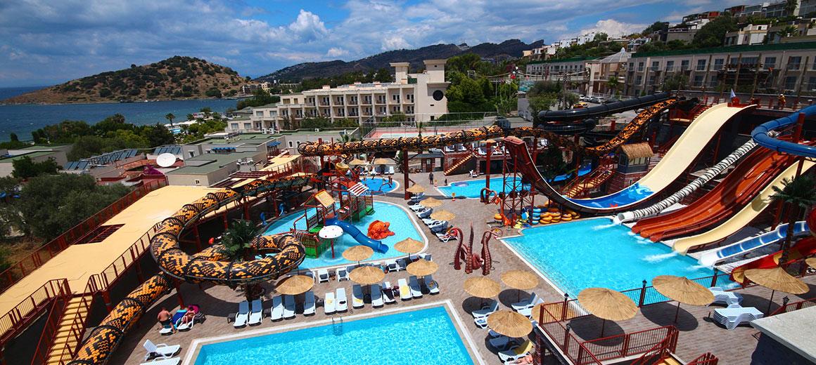 Waterpark Hotels In Costa Del Sol