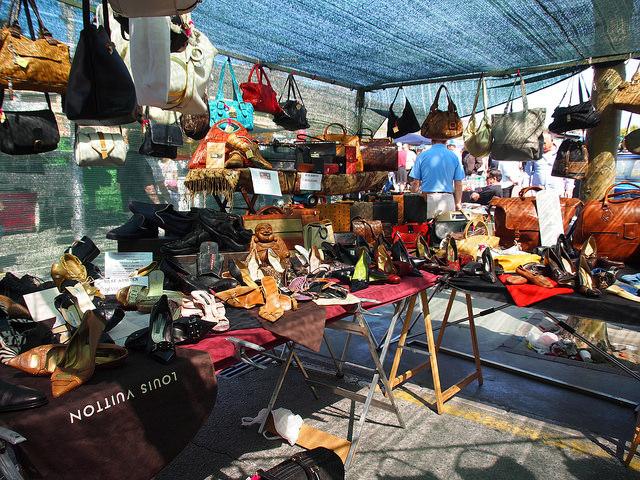 Thursday market in Torremolinos
