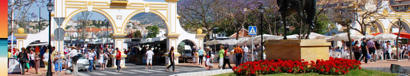 Weekly markets on the Costa del Sol by Panoramic Villas