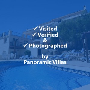 Visited and Verified by Panoramic Villas