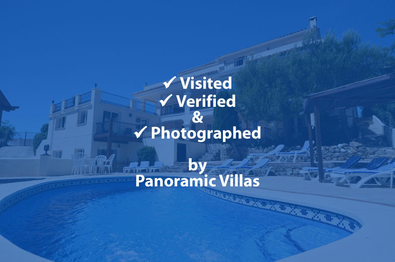 The recently listed Villa SP281. Visited, Verified and Photographed by Panoramic Villas