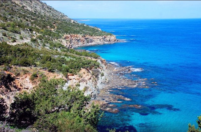 The beautiful Adonis Nature Trail in Polis, Paphos - photo courtesy CTO Zurich