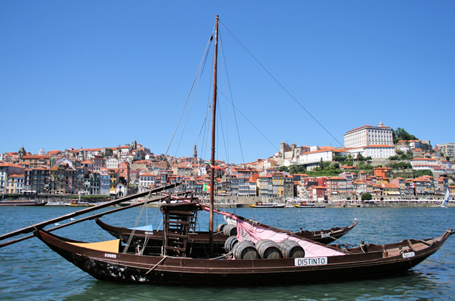 Porto's historic town was named World Heritage Site by UNESCO in 1996 - photo courtesy Massimo Mastropietro