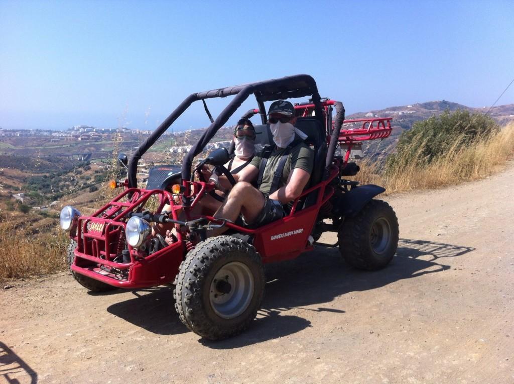 Buggy Safari on the Costa del Sol