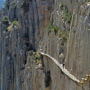 El Caminito del Rey - Spain most daring walkway