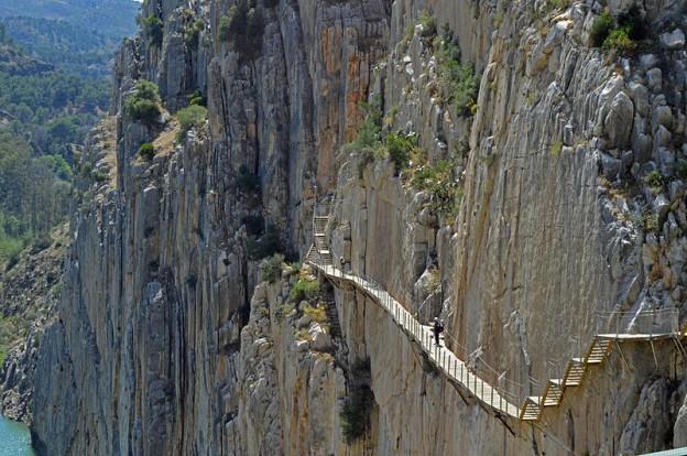 El Caminito del Rey - Spain most daring walkway