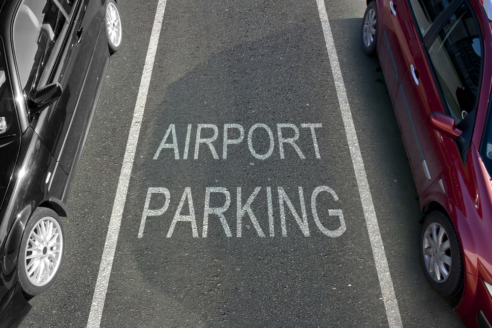 Save 10% to 30% on airport parking charges