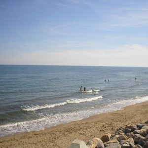 Enjoy the Beach in La Cala de Mijas on the Costa del Sol