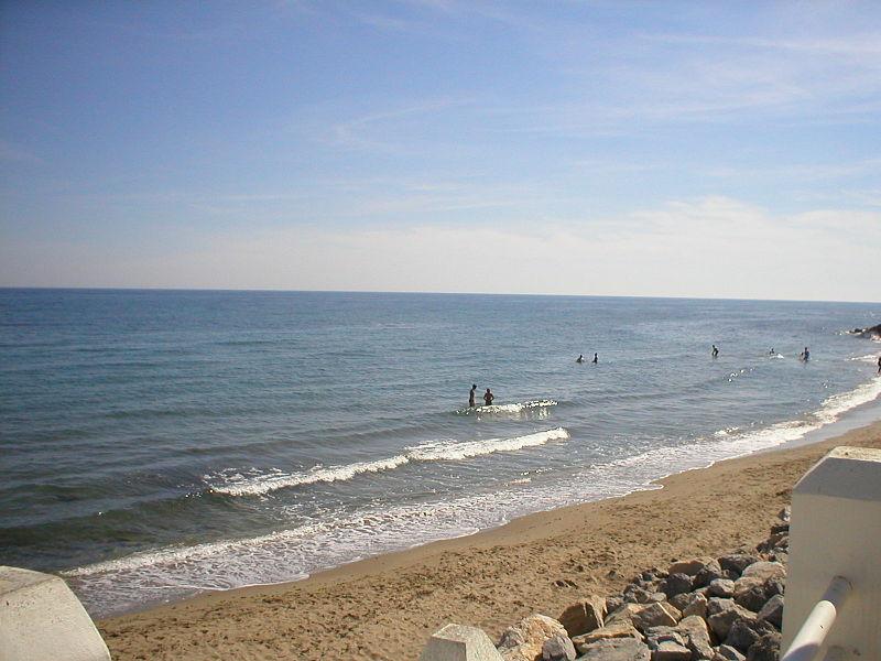 La Cala de Mijas Beach