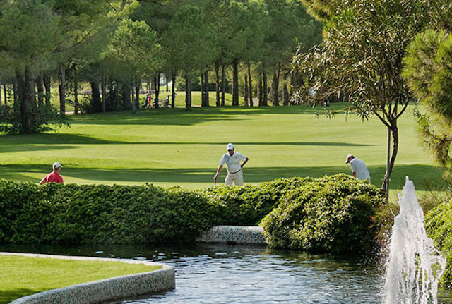 Gloria Golf Resort, Belek