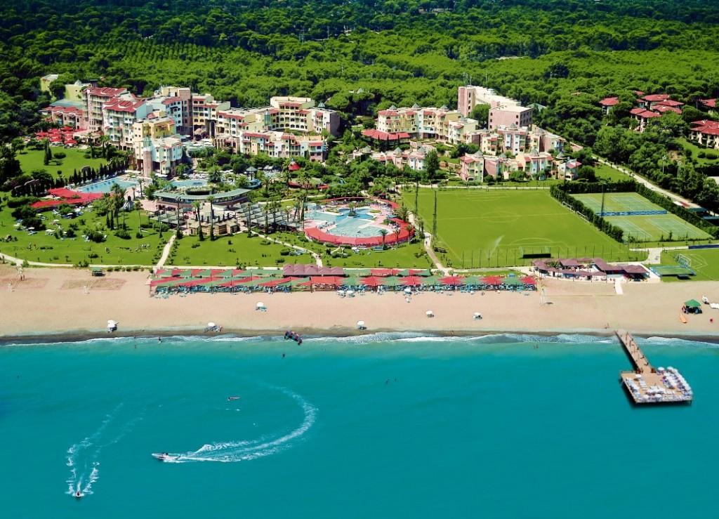 Limak Arcadia Golf & Sport Resort, Belek