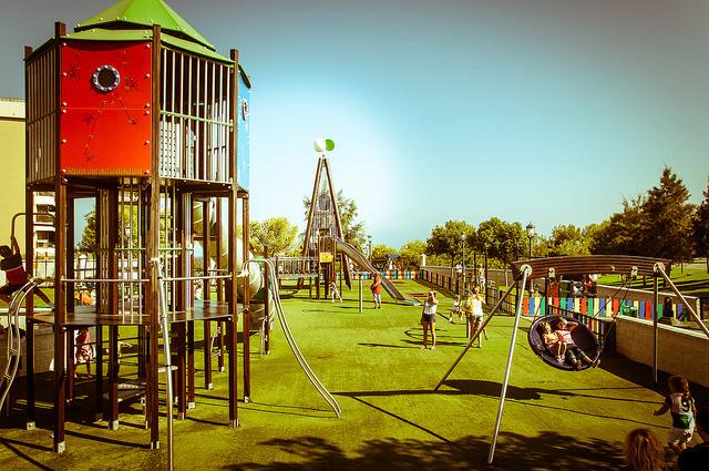Parque de La Bateria Adventure Park, Torremolinos
