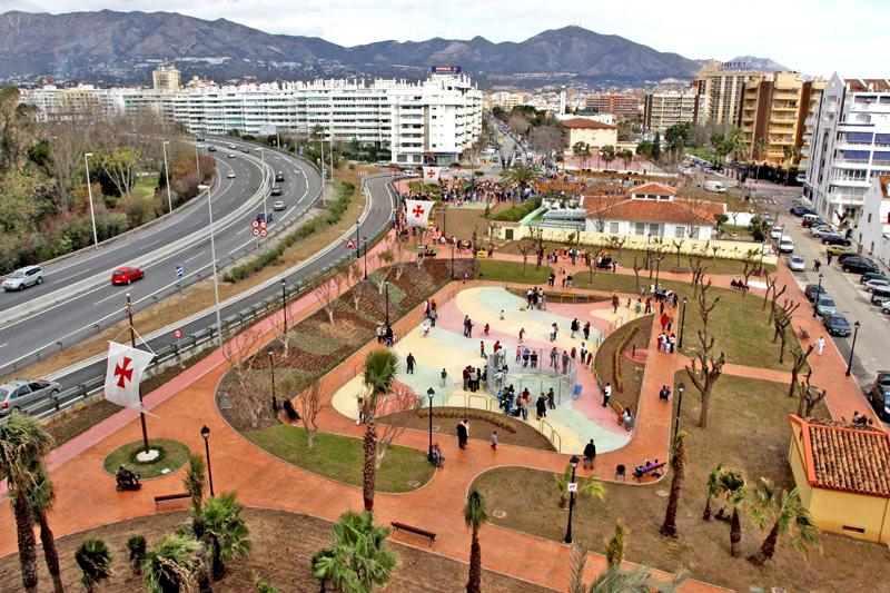 Parque de la Poniente, Fuengirola