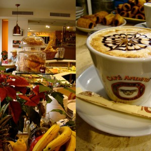 Enjoy breakfast like a local in Fuengirola on the Costa del Sol