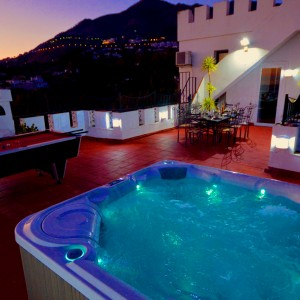 Villas with Hot Tubs on the Costa del Sol