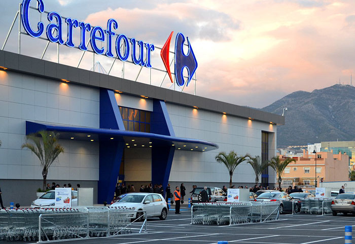 Carrefour Supermarket, Mijas Costa