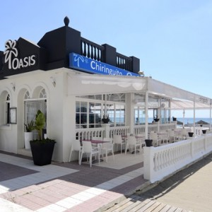 Five of the best Beachside Eateries in Fuengirola