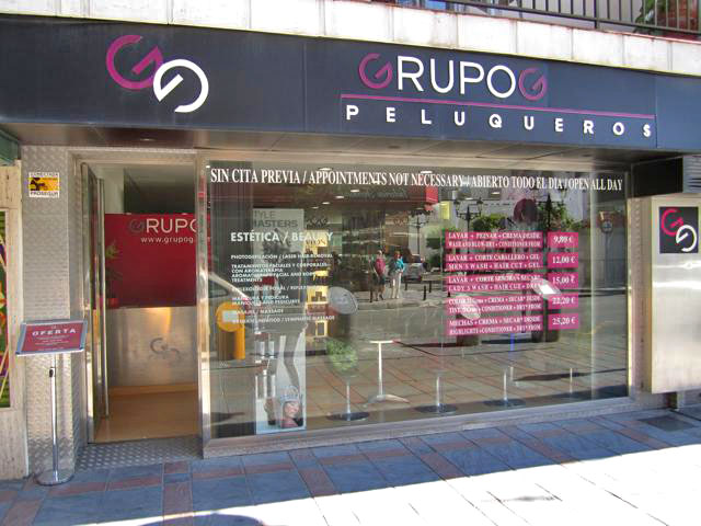 Grupog Hair Salon, Fuengirola