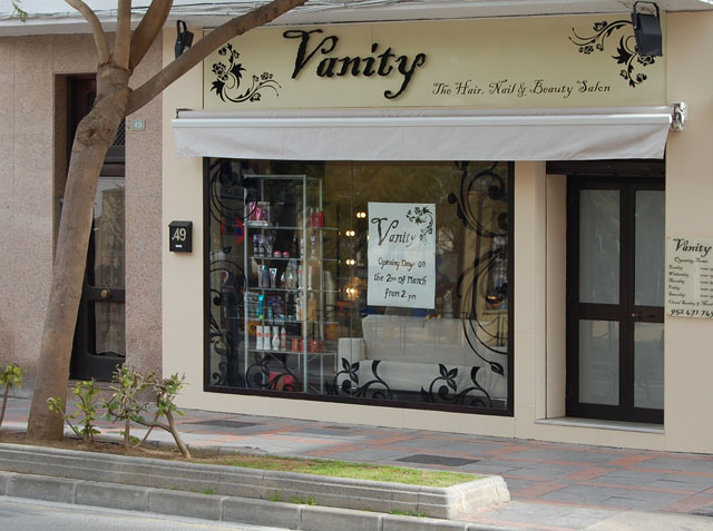 Vanity Hair and Beauty Salon, Fuengirola