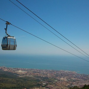 Teleferico Cable Car, Benalmadena