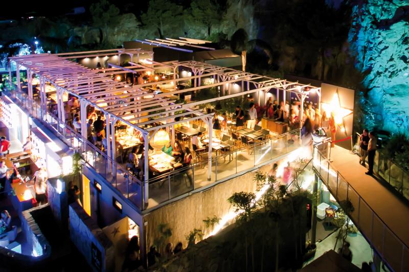 Starlite Marbella is in beautiful surroundings