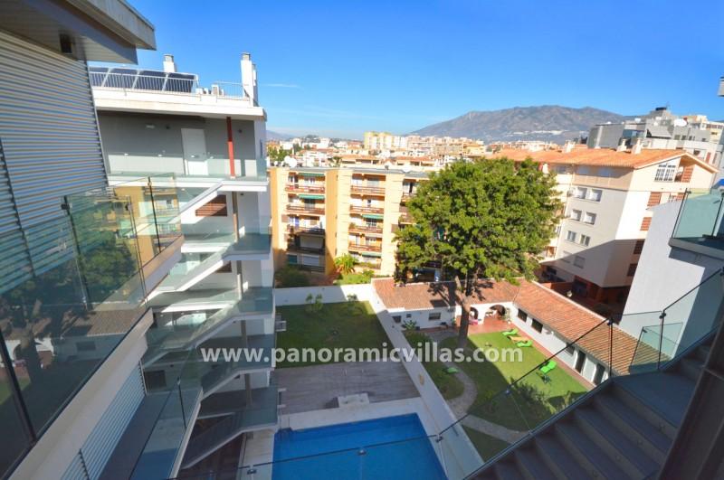 2 Bedroom Penthouse Apartment, Fuengirola