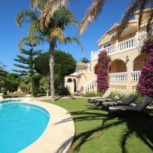 Seven villas to rent in Benalmadena
