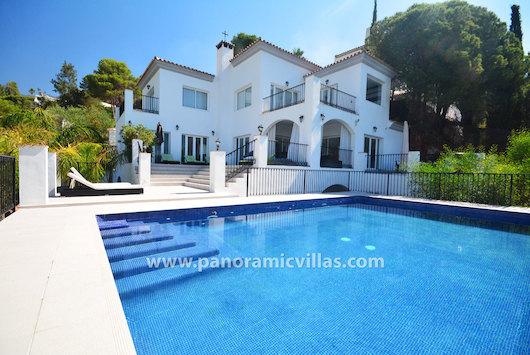 Villa SP181, Mijas
