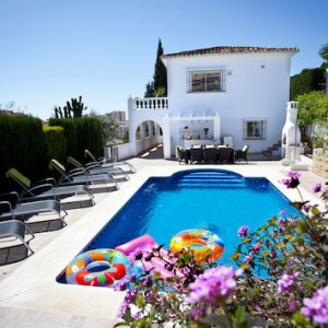 4 Great Villas in Fuengirola near the Beach
