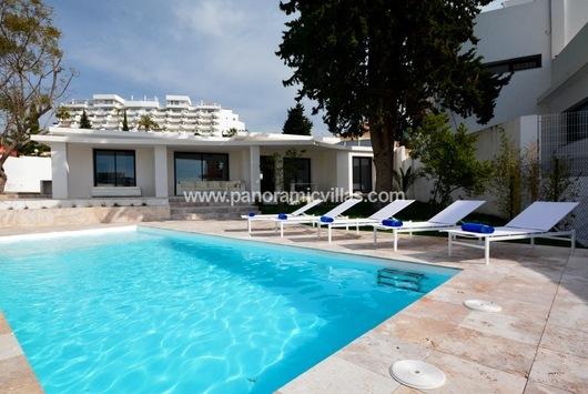 4 Bedroom Modern Villa, Fuengirola