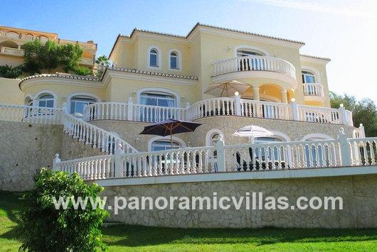 Villa SP117, Mijas Golf