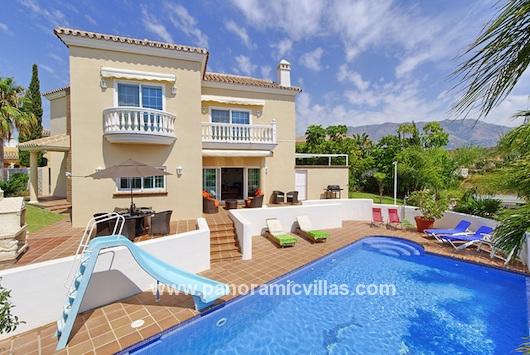 Villa SP246, Mijas Golf