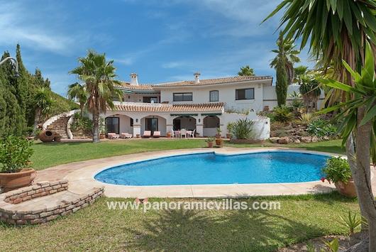 Villa SP247, Mijas Golf