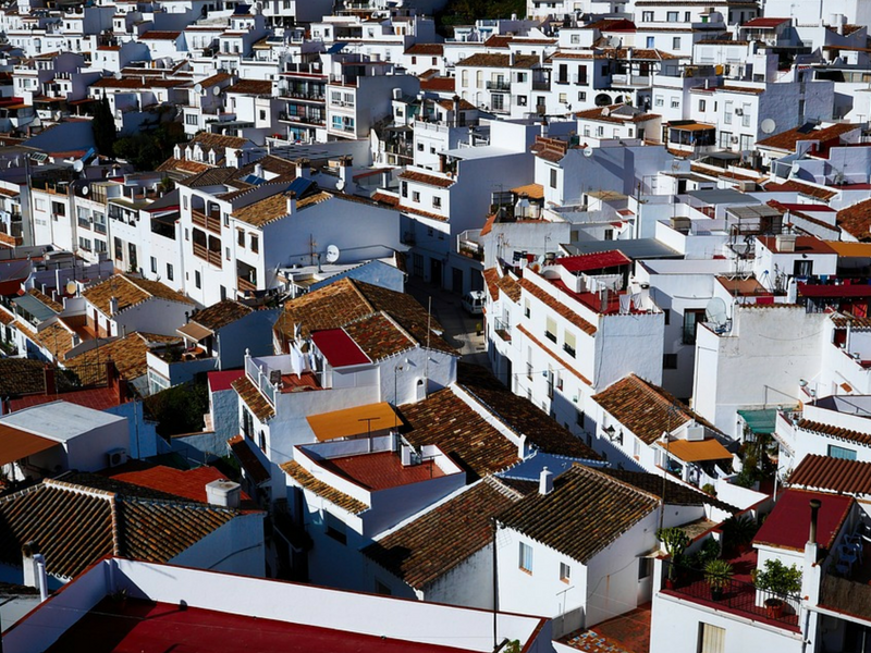 24 hours in mijas-village