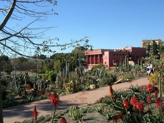 Benalmadena- Parque de la Paloma