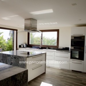 Villas with Kitchens Made for Chefs