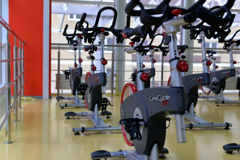 You can stay fit on holiday with spin classes