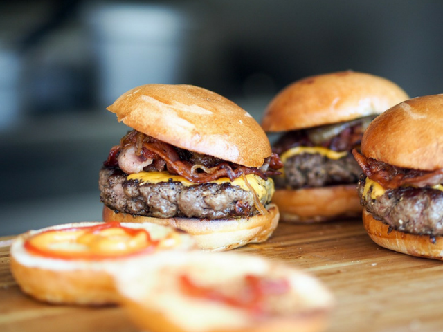 The whole family will enjoy these delicious burgers