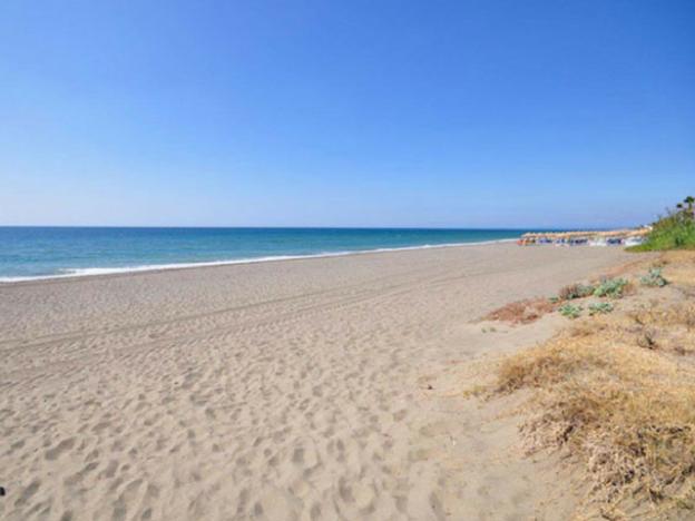 El Saladillo Beach, Estepona
