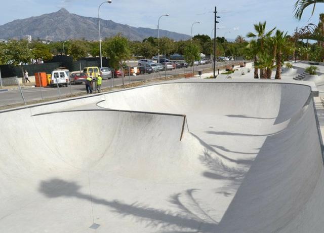 San Pedro skate park